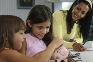 Teaching Checking Account Basics to Youngsters