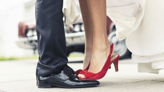 Sometimes, figuring out the type of attire to wear to a wedding is the hardest part about the entire the day. But it's important not to burden the to-wed couple before their big day.