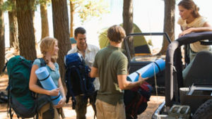Camping with friends or family can be exciting, but if you don't want to rent an RV every time you take to Mother Nature, here is a list of vehicles that you should consider.