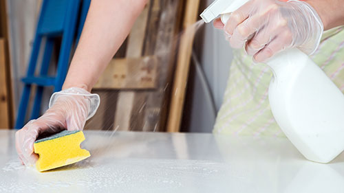 If your aim is to save money, keep your home free from potentially harmful products, reduce your impact on the environment or some combination of all three, then you may want to consider using these homemade cleaning products in lieu of store-bought items.