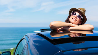 With the warmer months finally here, it's time to start planning that summer vacation you've been dreaming of. Here are a few vehicles that are ideal travel companions whether you're heading out alone or with the family.
