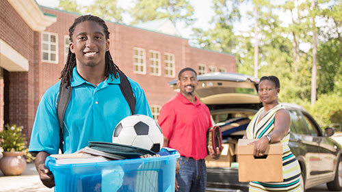 With these tips, you'll be able to save money and reduce anxiety on your college move.