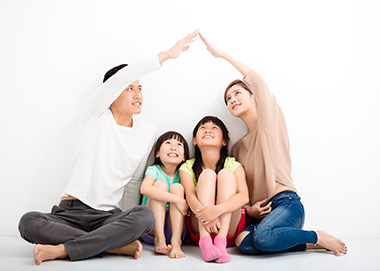 If something were to happen to the primary provider of your family, how would your family pay the mortgage and other bills? Would you be forced to sell your home?