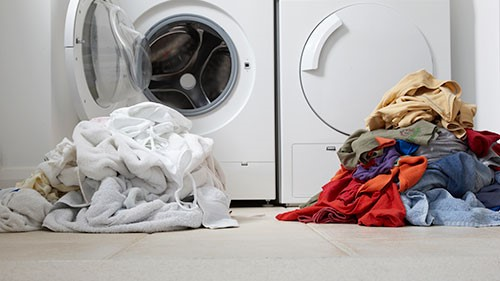 """Despite the years of laundry experience, there are """"loads"""" of ways to make mistakes with this chore. If you're doing any of the following, it's time to change your clothes-cleaning practices."""