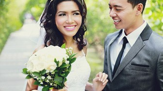 The cost of weddings has risen in recent years, leading to couples taking out loans or paying for items with credit cards. Yet starting your married life in debt could be a dangerous financial decision for more reasons than one.