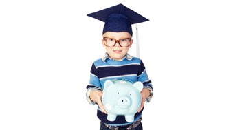 The cost of education doesn't have to be unmanageable if you plan ahead and take the necessary steps early on to save for college.