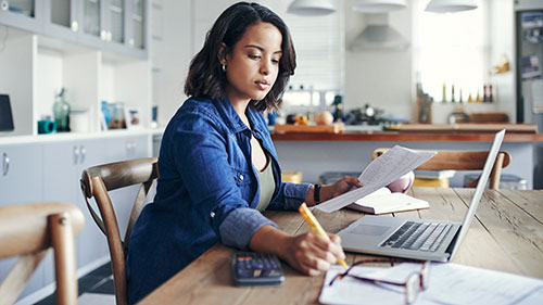 Whether you move jobs, get promoted or get laid off, there are several factors that influence how much money you bring home. When your income does change, for better or worse, it is important to know how you can adapt.